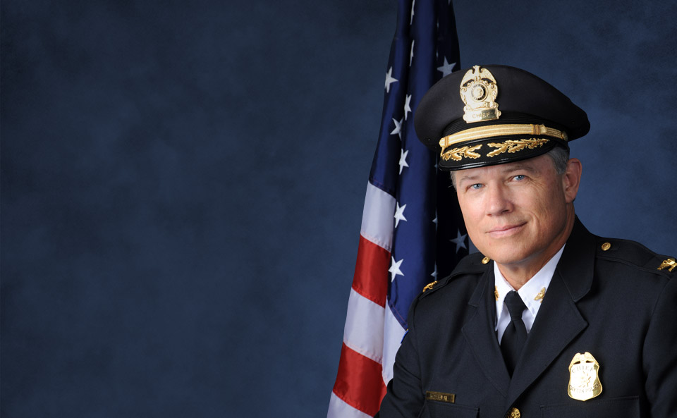 My Story: Chief Richard Biehl