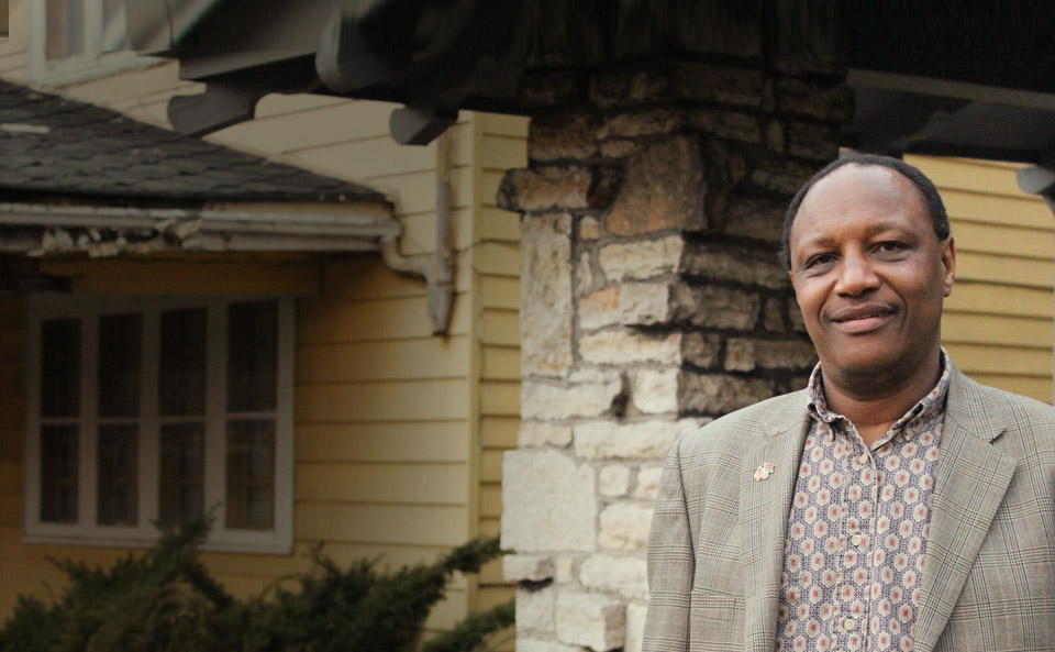 My Story: Dr. Migwe Kimemia
