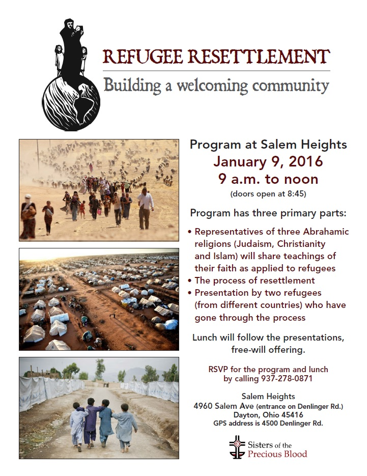 Refugee Resettlement workshop