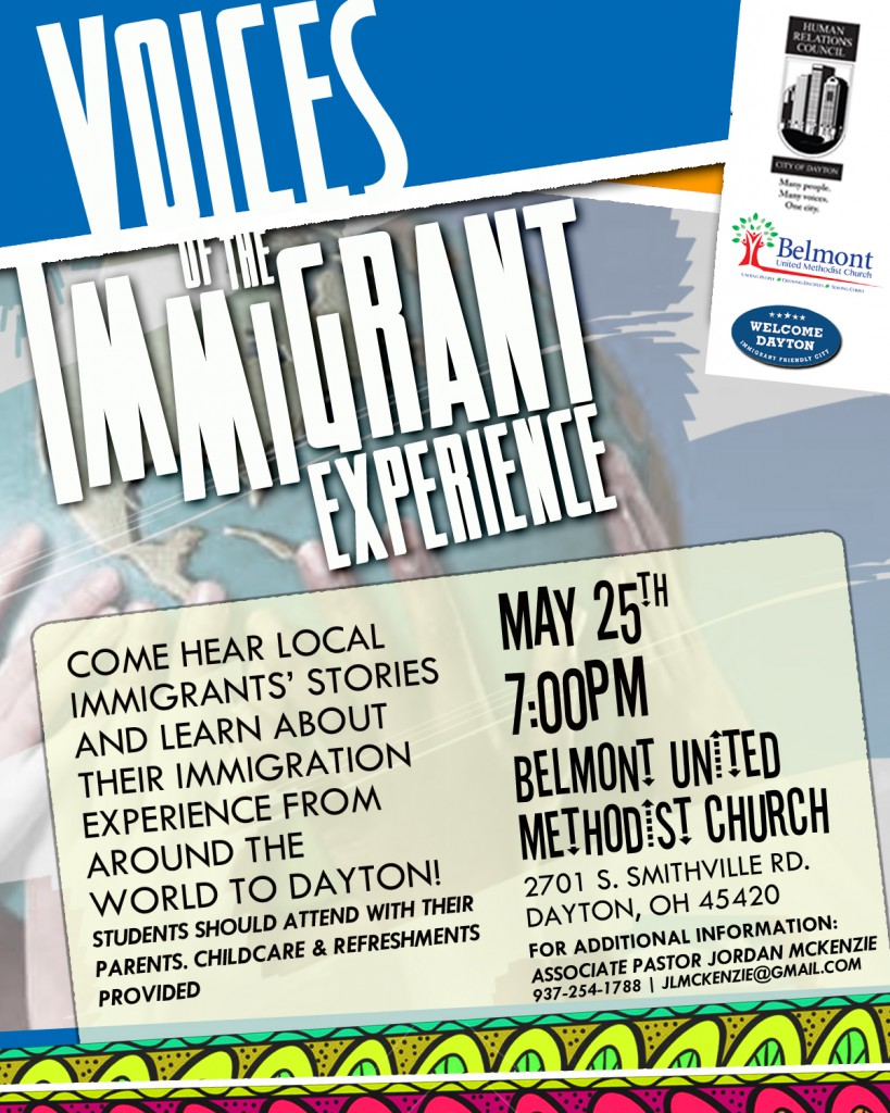 Voices of the Immigrant Experience 5-25 EN
